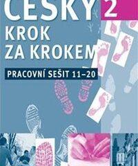 Česky krok za krokem 2 – zbiór ćwiczeń cz. 2