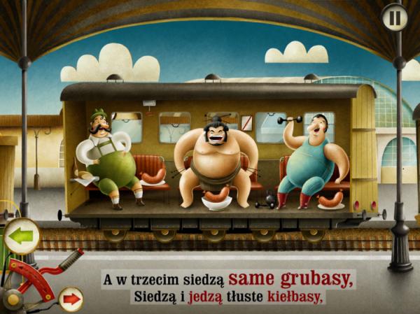 Lokomotywa Tuwim Chorwacki Slavia Języki