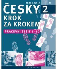 Česky krok za krokem 2 (Pracovní sešit 1-10)